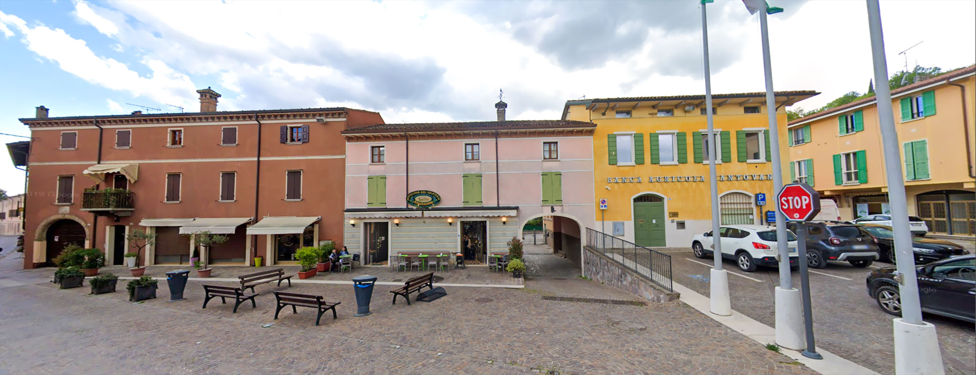 Pasticceria Bar Gelateria Arcobaleno a Solferino (Mantova)